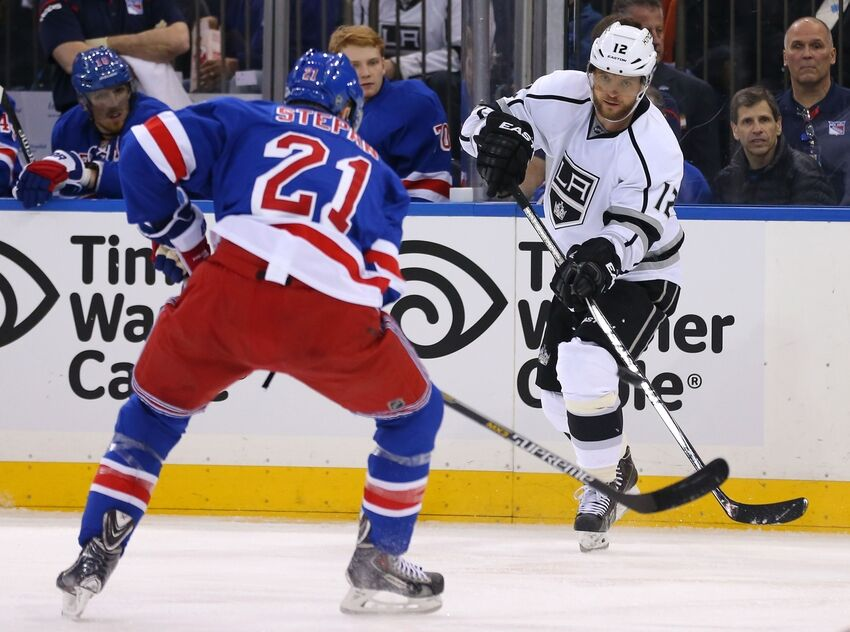 613e2fba0e3 New York Rangers Daily Dose  Marian Gaborik and His Hat Tricks