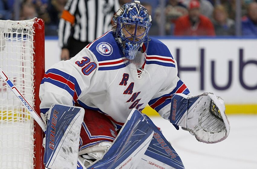New York Rangers Henrik Lundqvist Is Still The Clear Number 1
