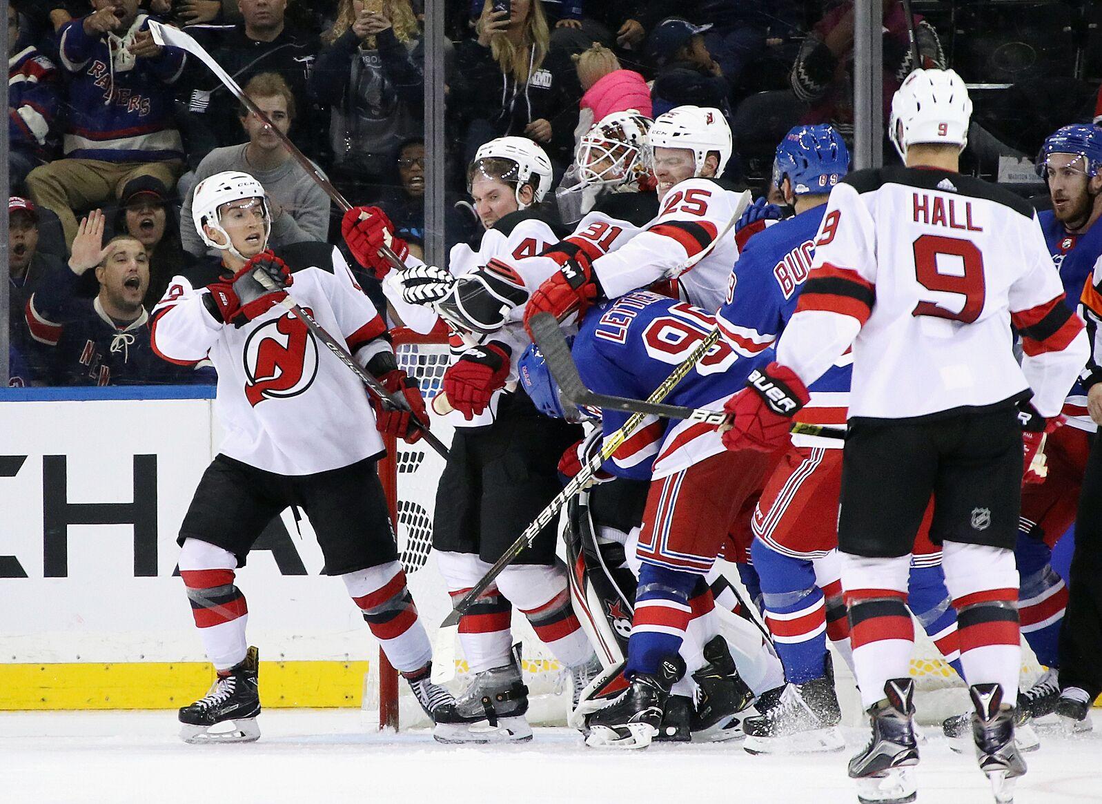 New York Rangers analysis: Blueshirts win 4-3 in Overtime
