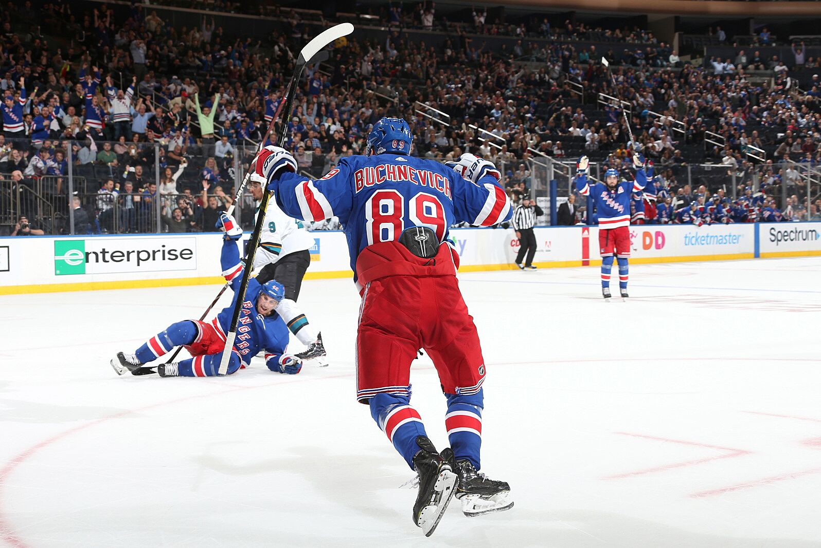 huge discount 3f65d e2341 New York Rangers: Relax, no one is safe from being benched