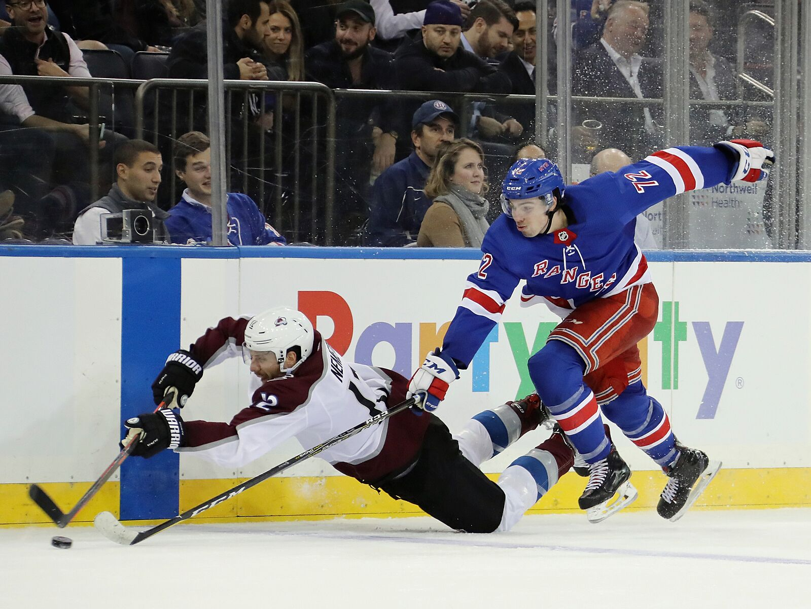 New York Rangers  Filip Chytil should remain on the wing short term 971385d44