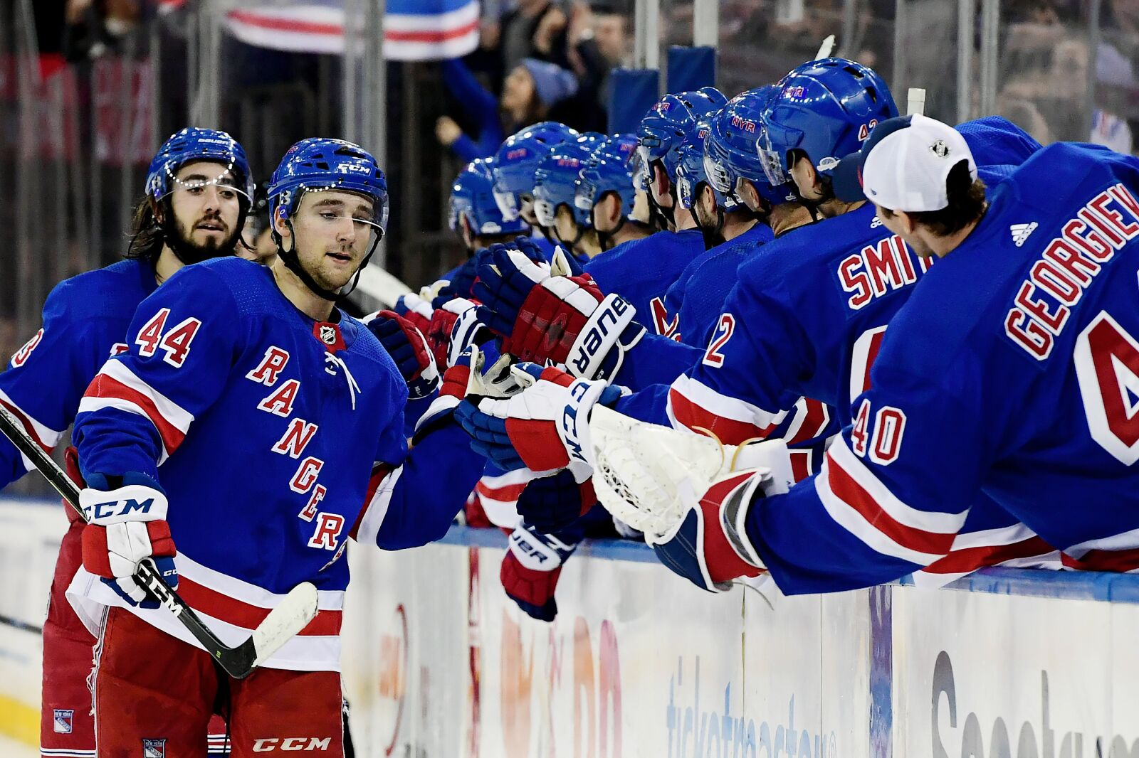 New York Rangers  The cap space situation e0485ff3538