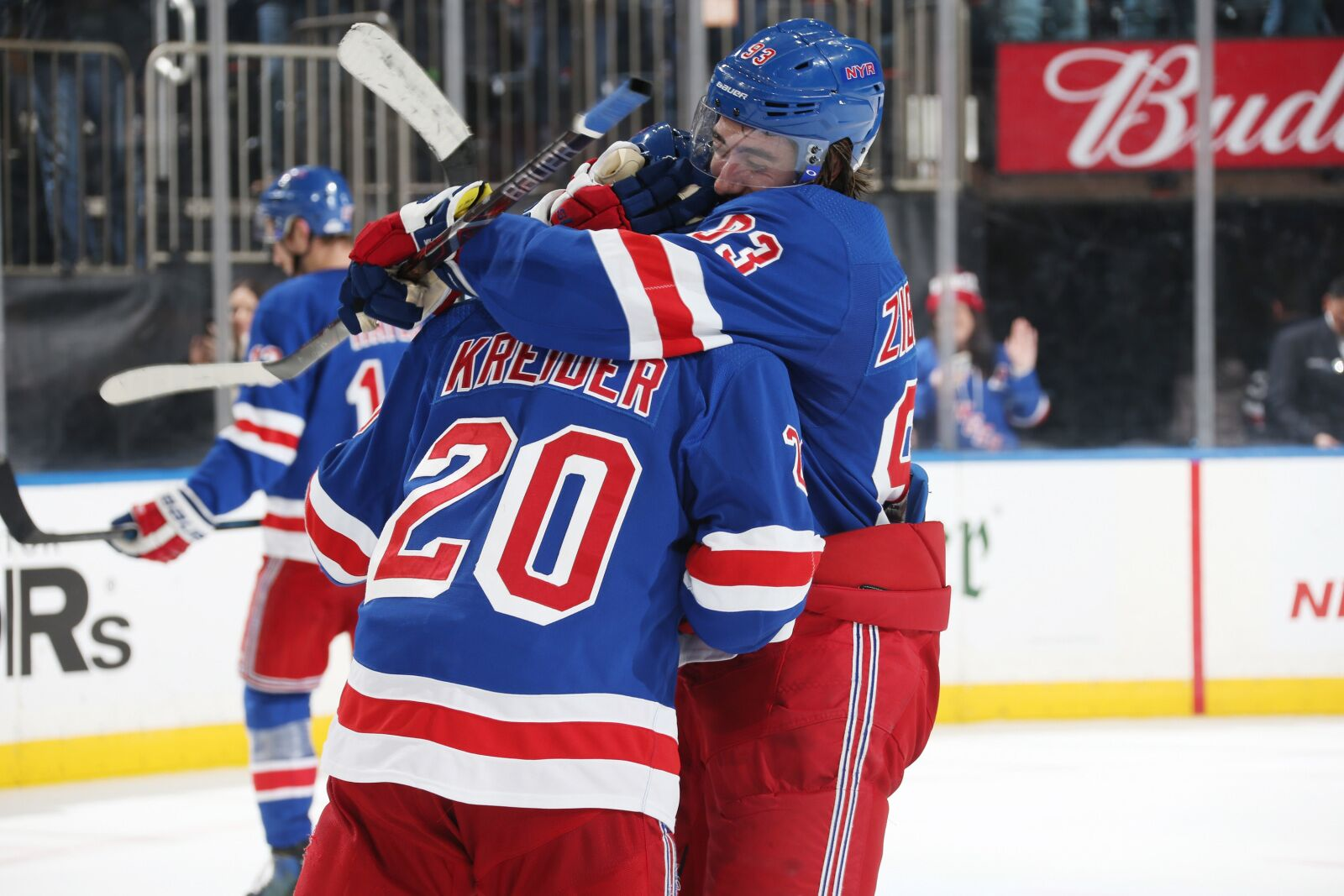 New York Rangers: Who's Driving This Recent Success?