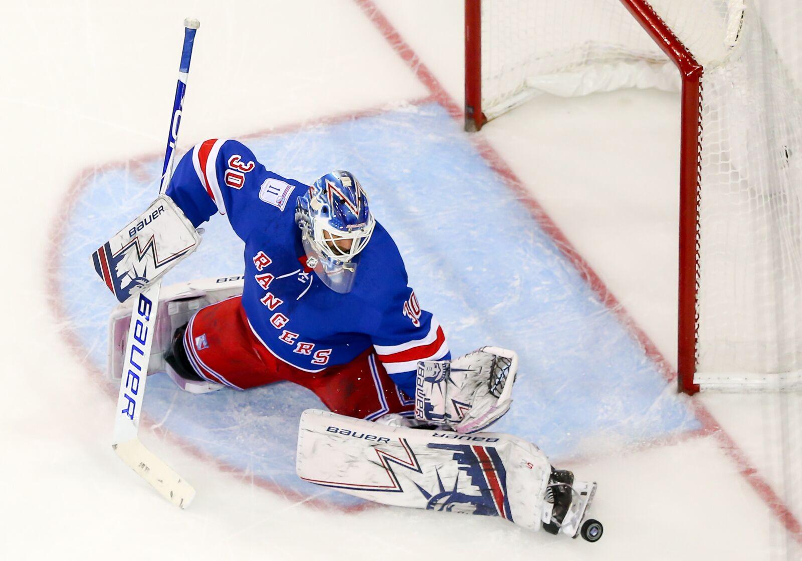 New York Rangers Was The Henrik Lundqvist Plan A Mistake