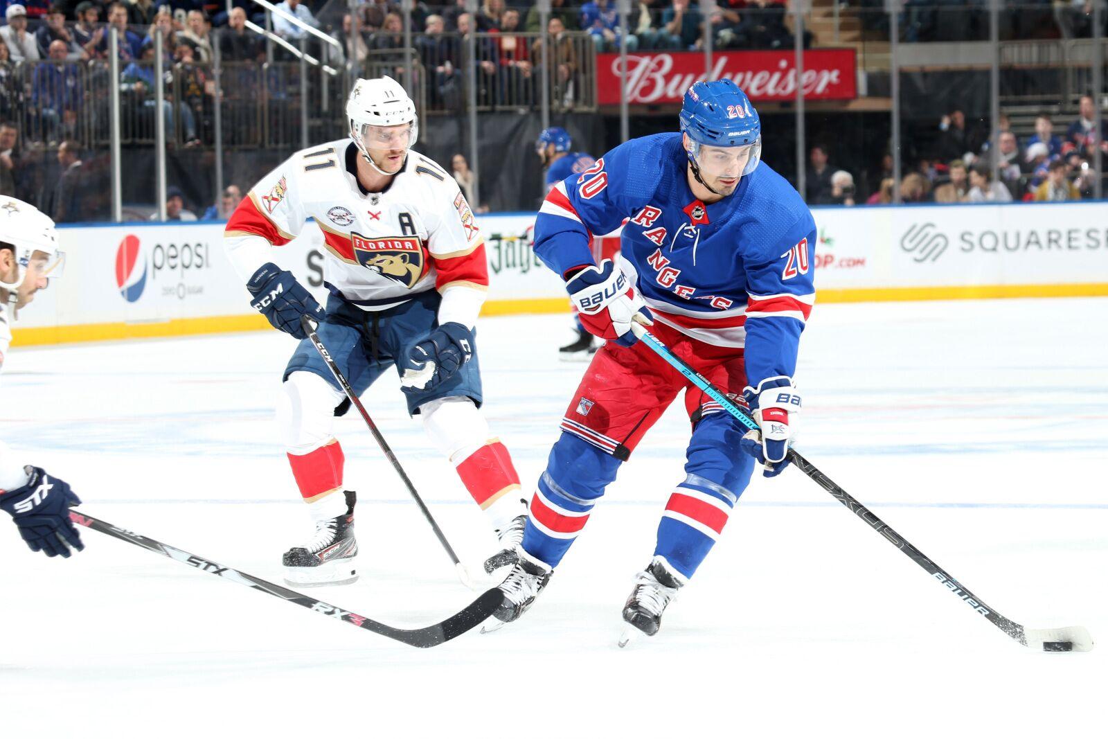 New York Rangers: Making the case for Chris Kreider as captain in waiting