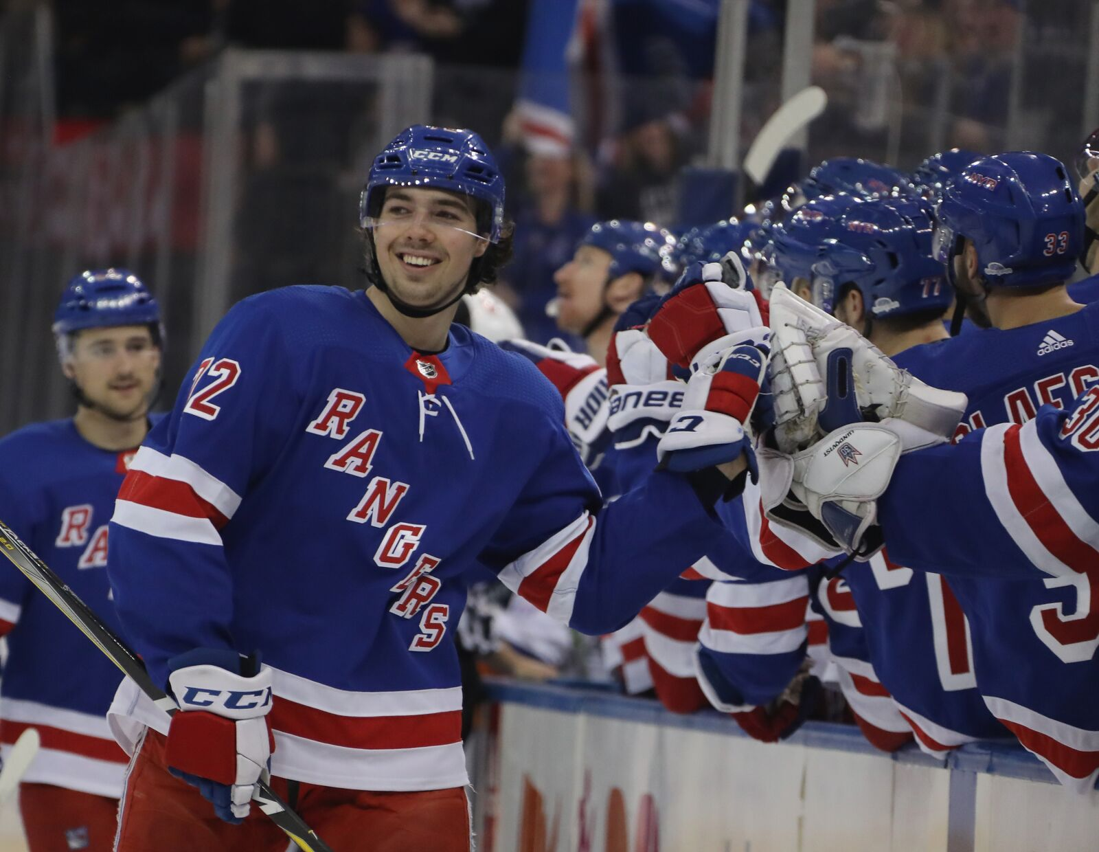 c8be525d052 New York Rangers: Dialing Back Expectations For Prospects