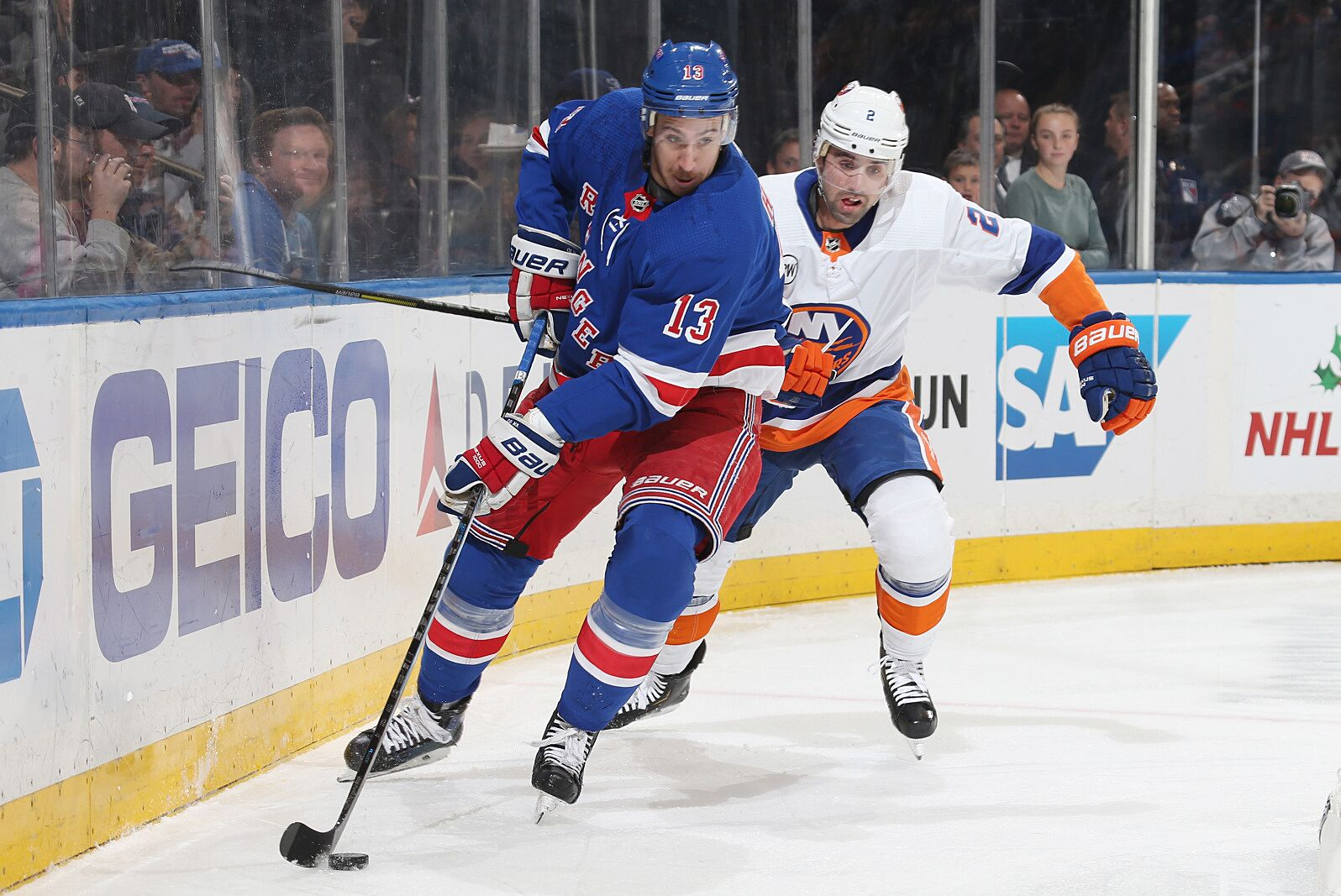 38895a68711 New York Rangers  What extensions would do to the salary cap
