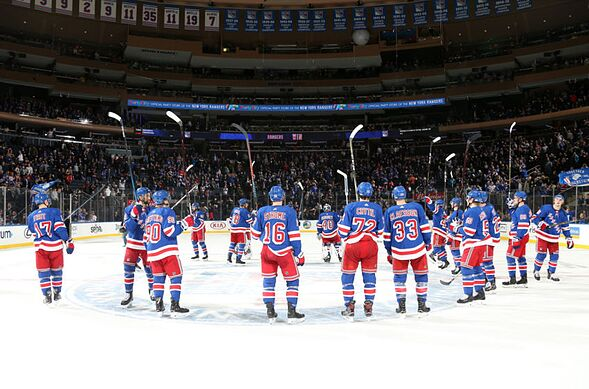 e9899cf06 New York Rangers beat Devils 5-2 with the roster of the future
