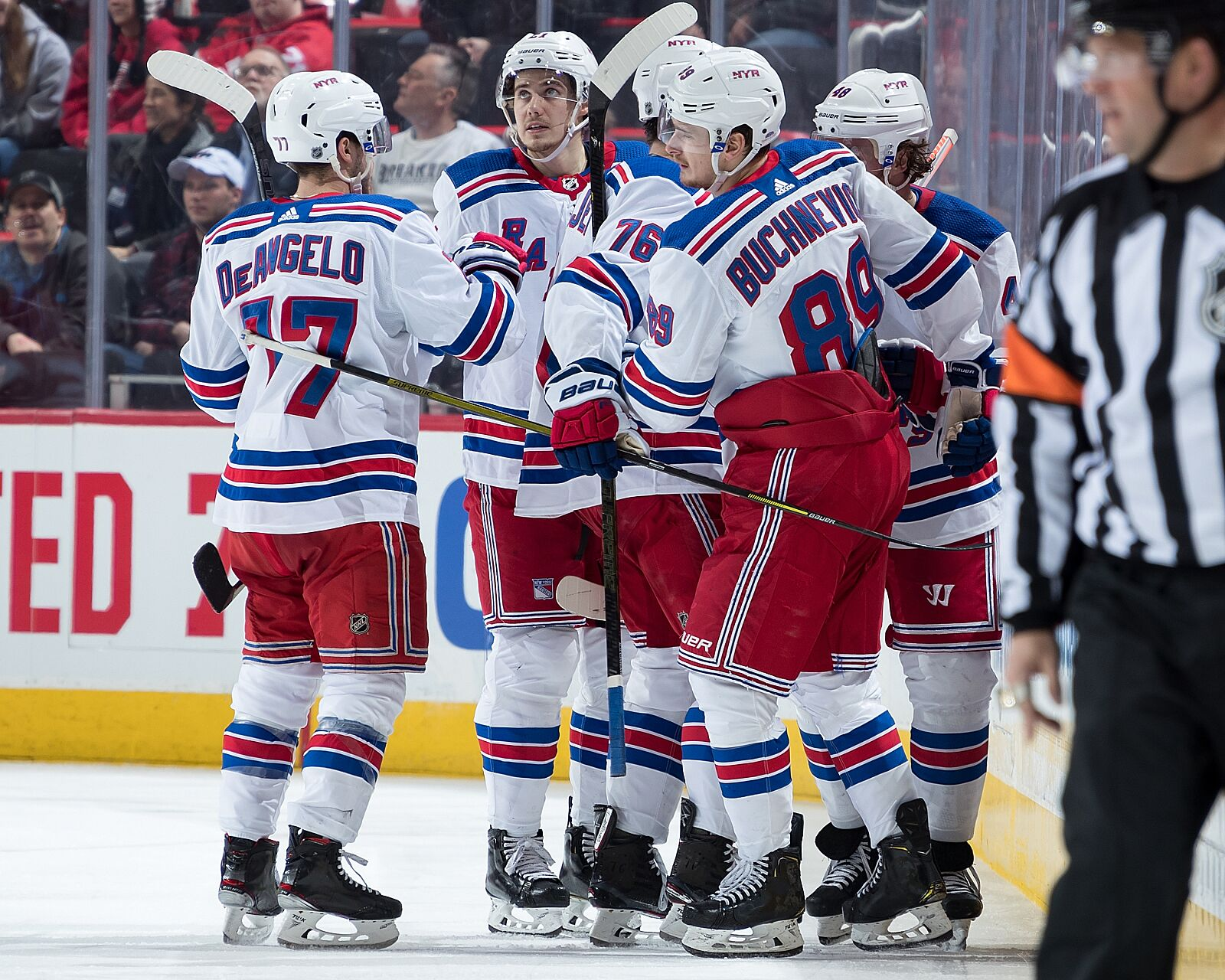best website ed291 f98f7 New York Rangers: Some restricted free agent cost estimates
