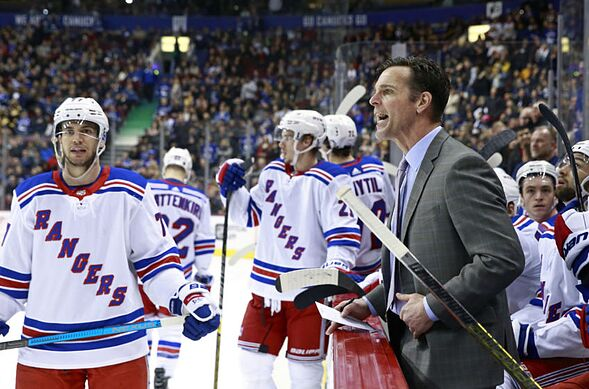 New YorK Rangers: What we learned from Coach David Quinn's first briefing