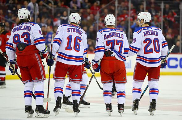 cheap for discount bf680 da2a9 New York Rangers offering New York sports fans much-needed hope
