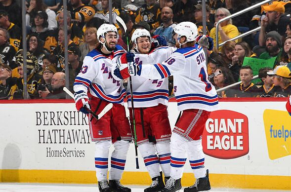 New York Rangers: Welcome to the new NHL