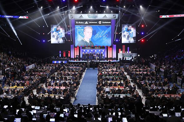 New York Rangers: A look at organization depth after the draft