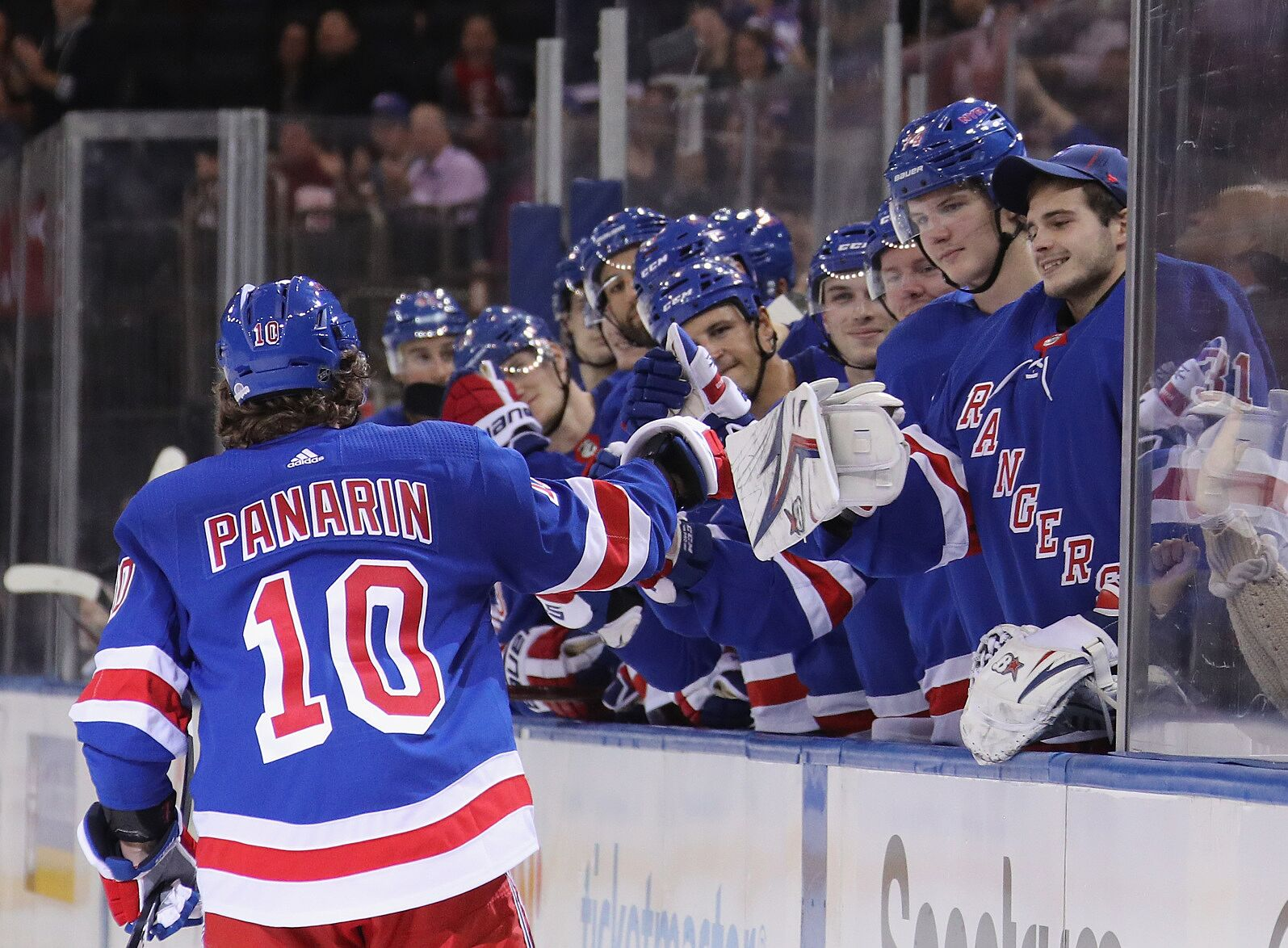 new style ed661 f8e1c New York Rangers: No need to panic about Panarin