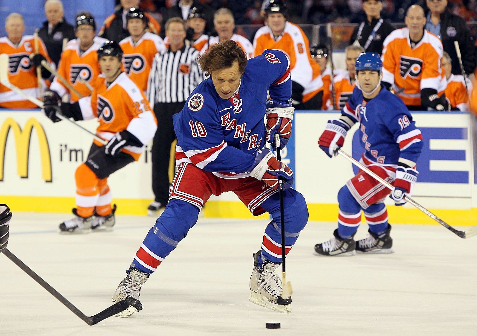New York Rangers  Ron Duguay will not return to MSG network coverage 3f2f83494