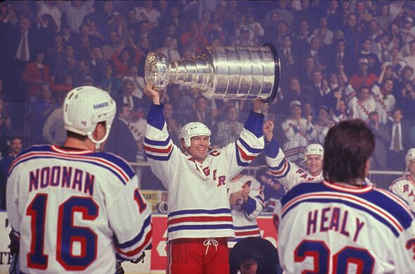New York Rangers: The greatest game ever played
