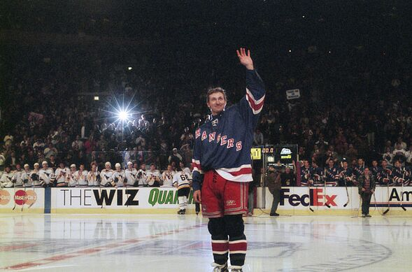 buy popular 78ae0 16545 New York Rangers: Thanks, Mr Gretzky, 20 years after retiring