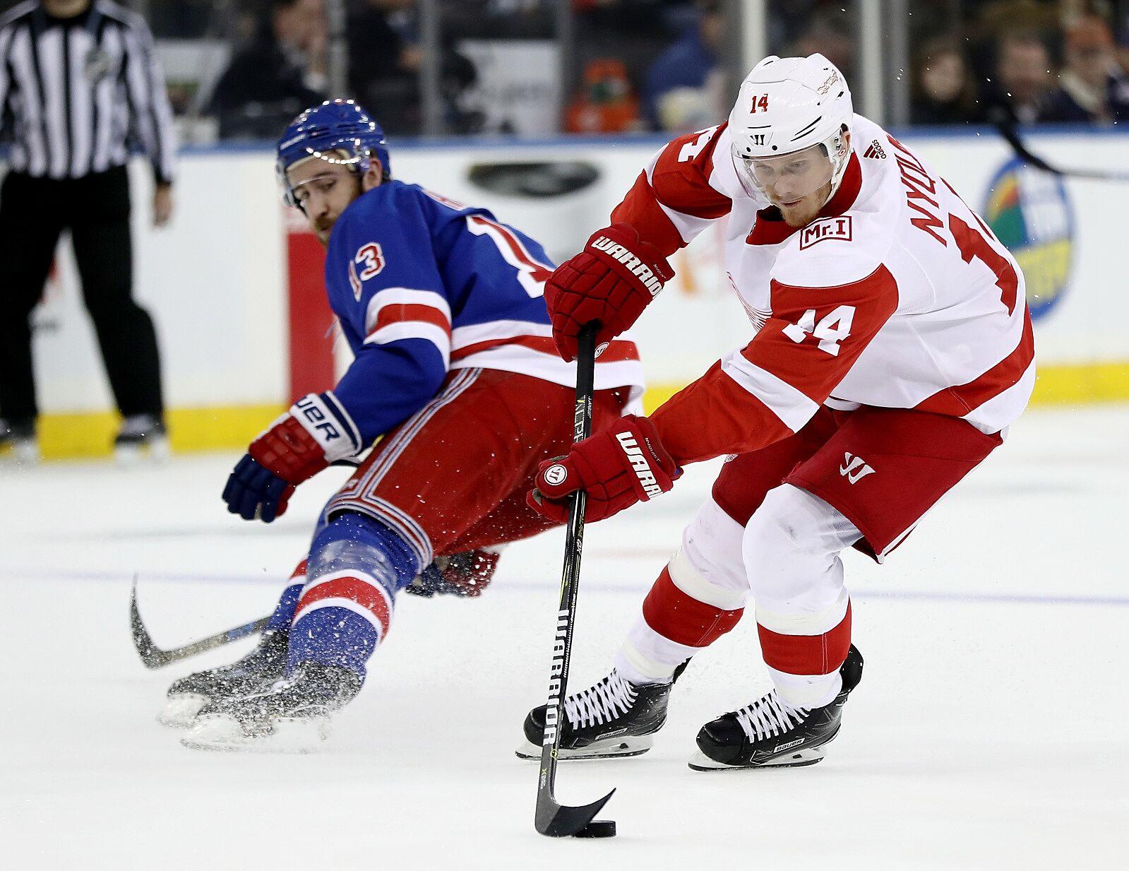 273aea1fdc2 New York Rangers NHL season preview   26 Detroit Red Wings
