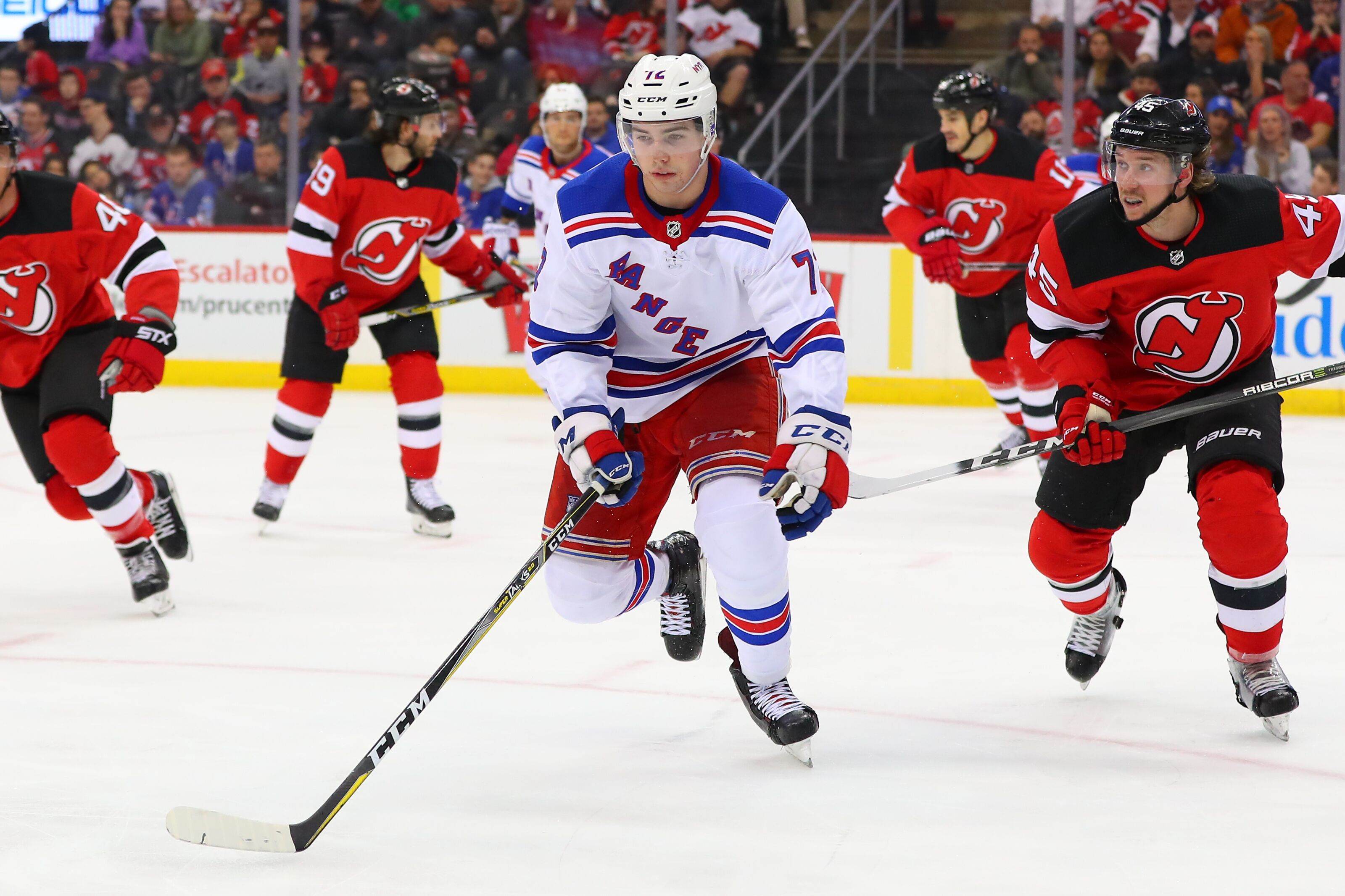 New York Rangers: Three predictions for October