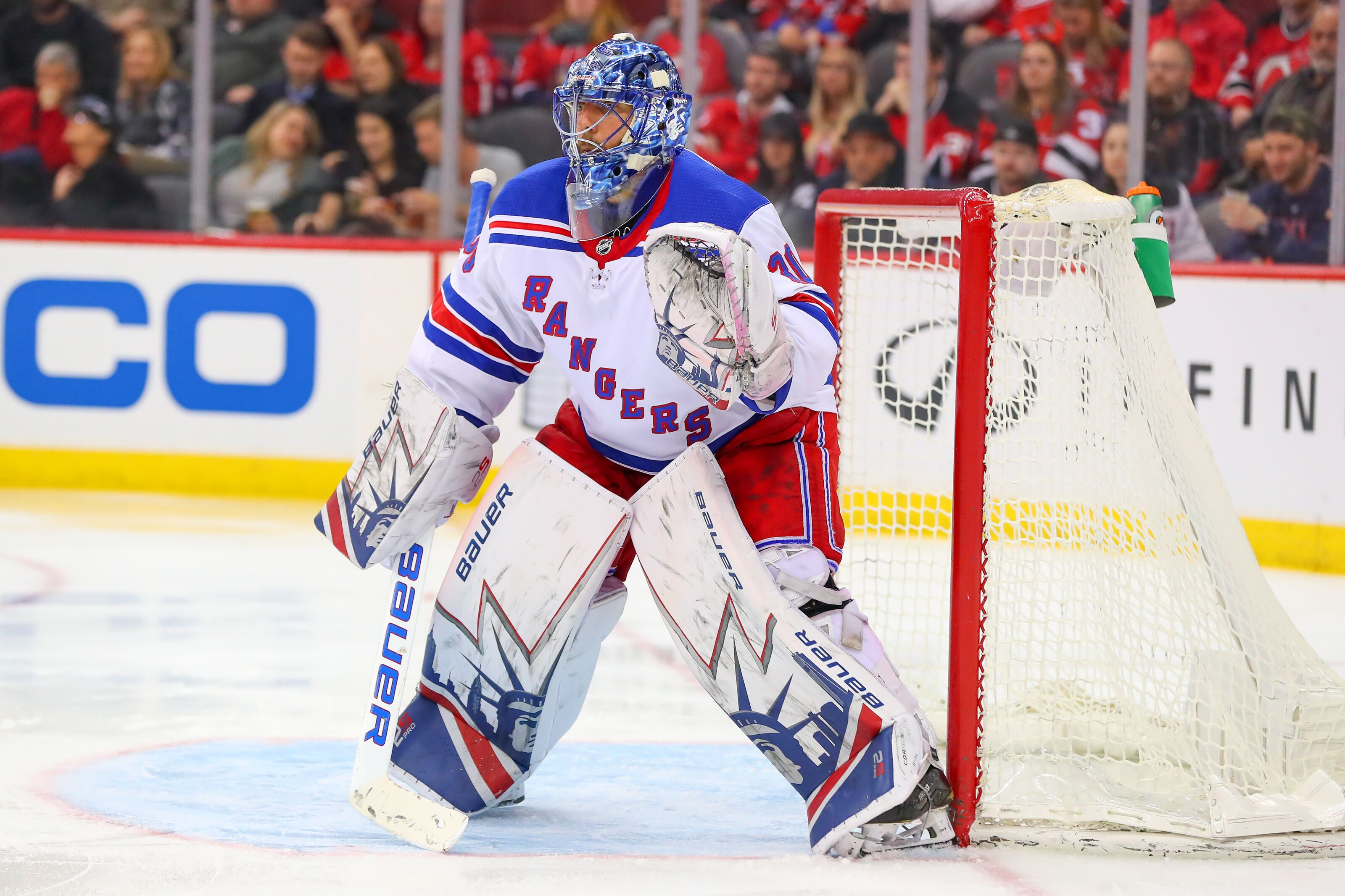 New York Rangers  What can Henrik Lundqvist do on a bad team  50f668ef5b60