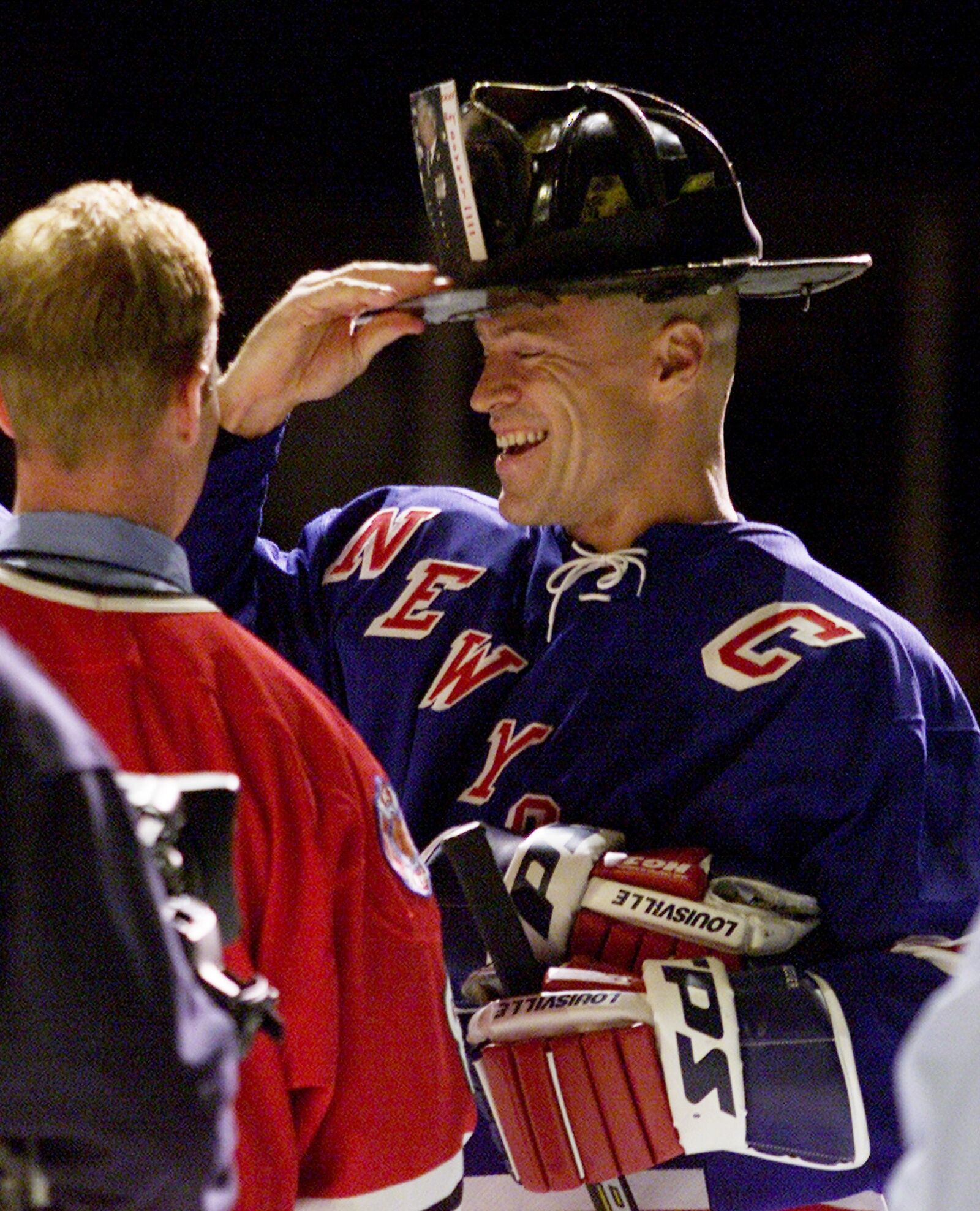 Remembering 9/11 and the New York Rangers