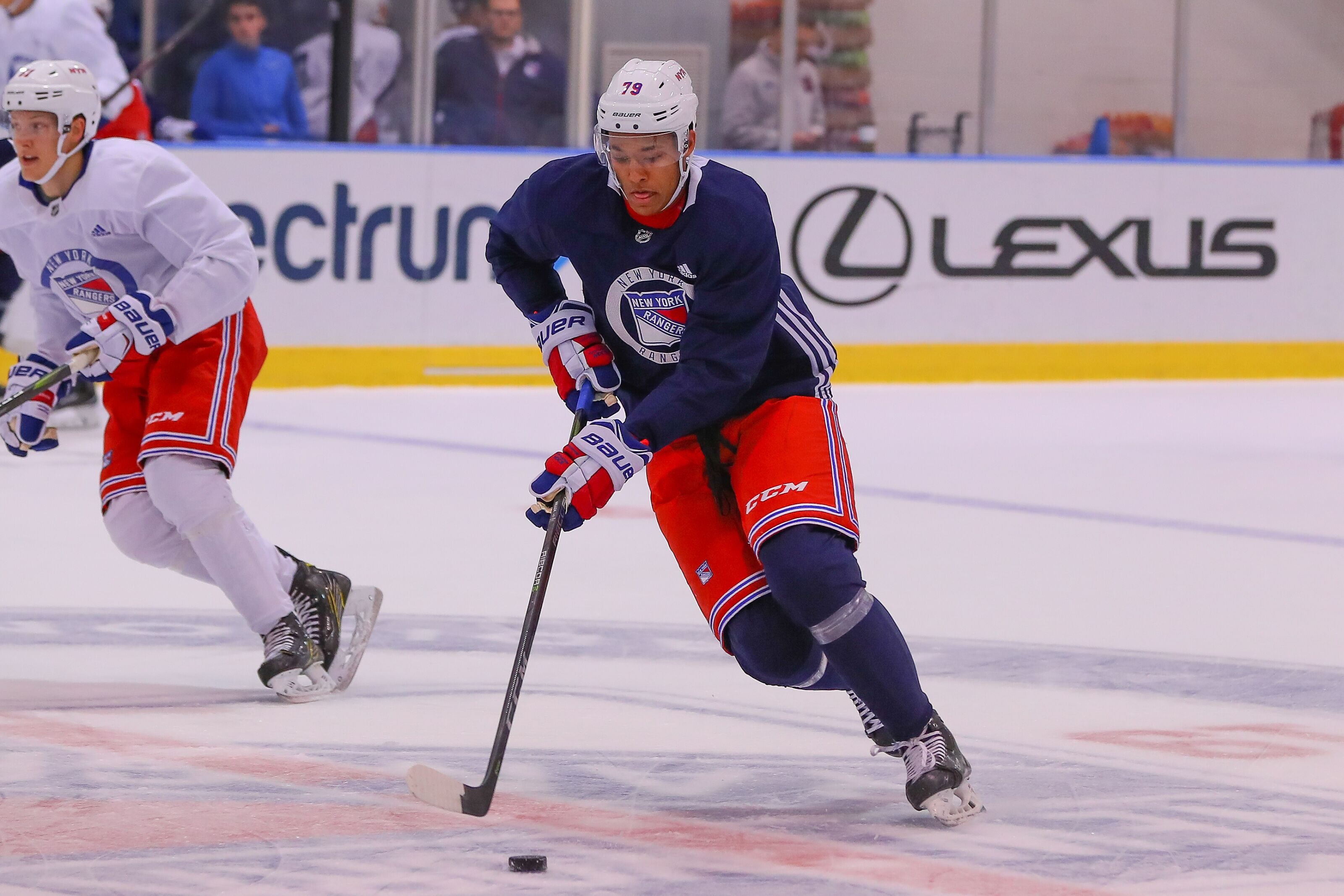New York Rangers: Most important player for the future