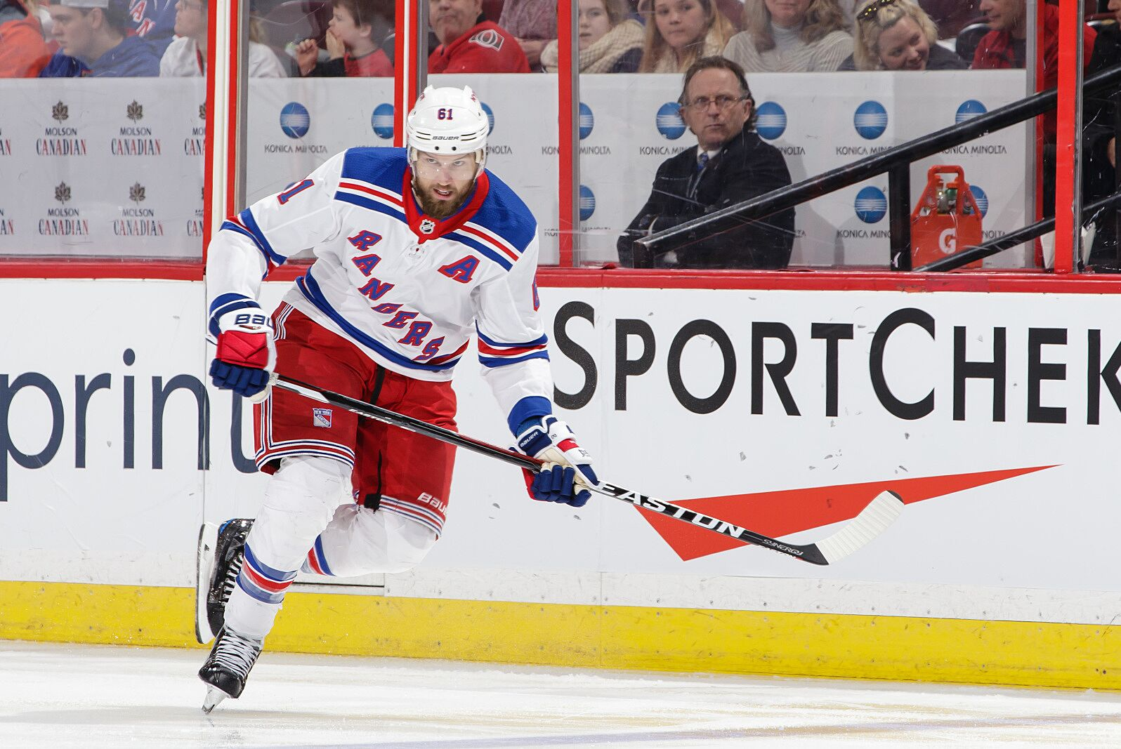 New York Rangers  Rick Nash retires from professional hockey 2be463d59