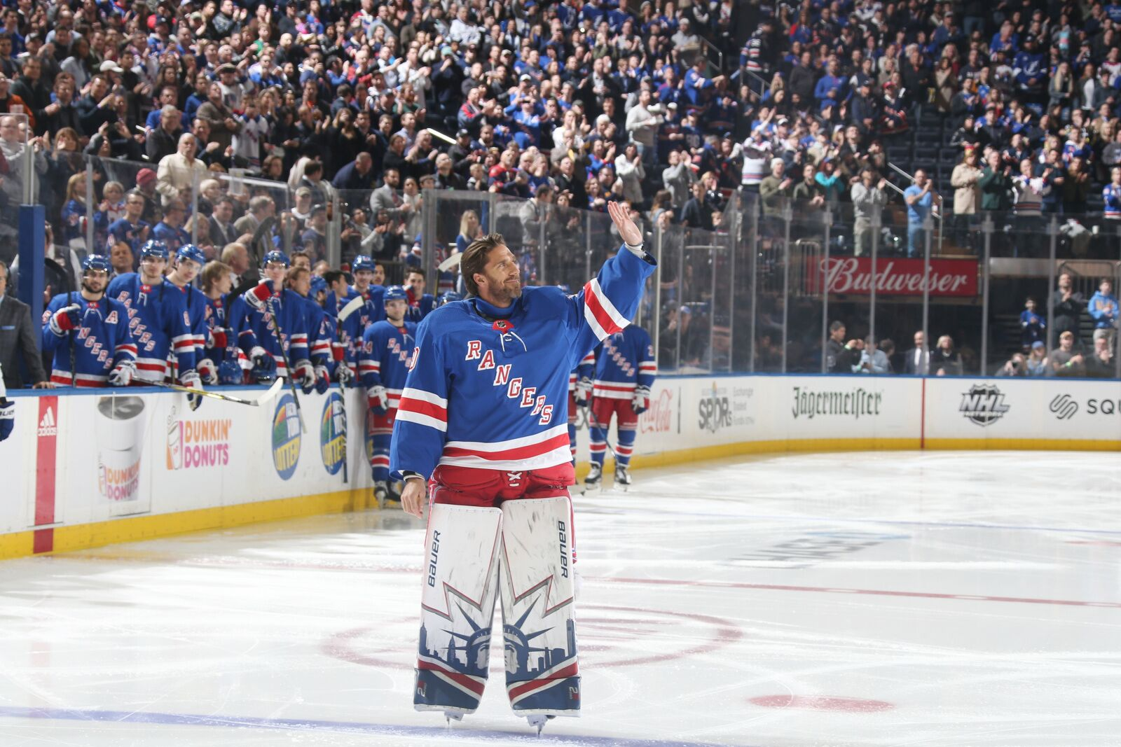 New York Rangers Why The Lundqvist Contract Still Looks Good Today