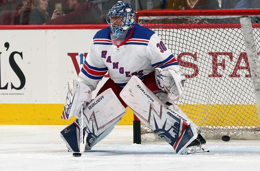 New York Rangers The Tragedy Of Henrik Lundqvist