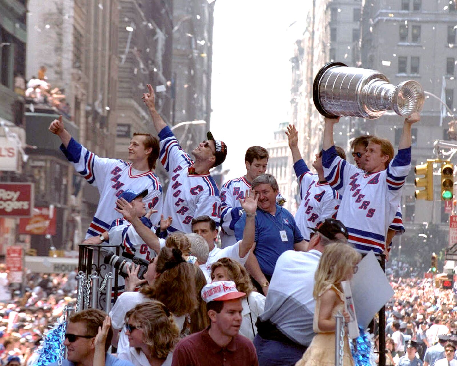 New York Rangers: The post 1994 perspective from the future