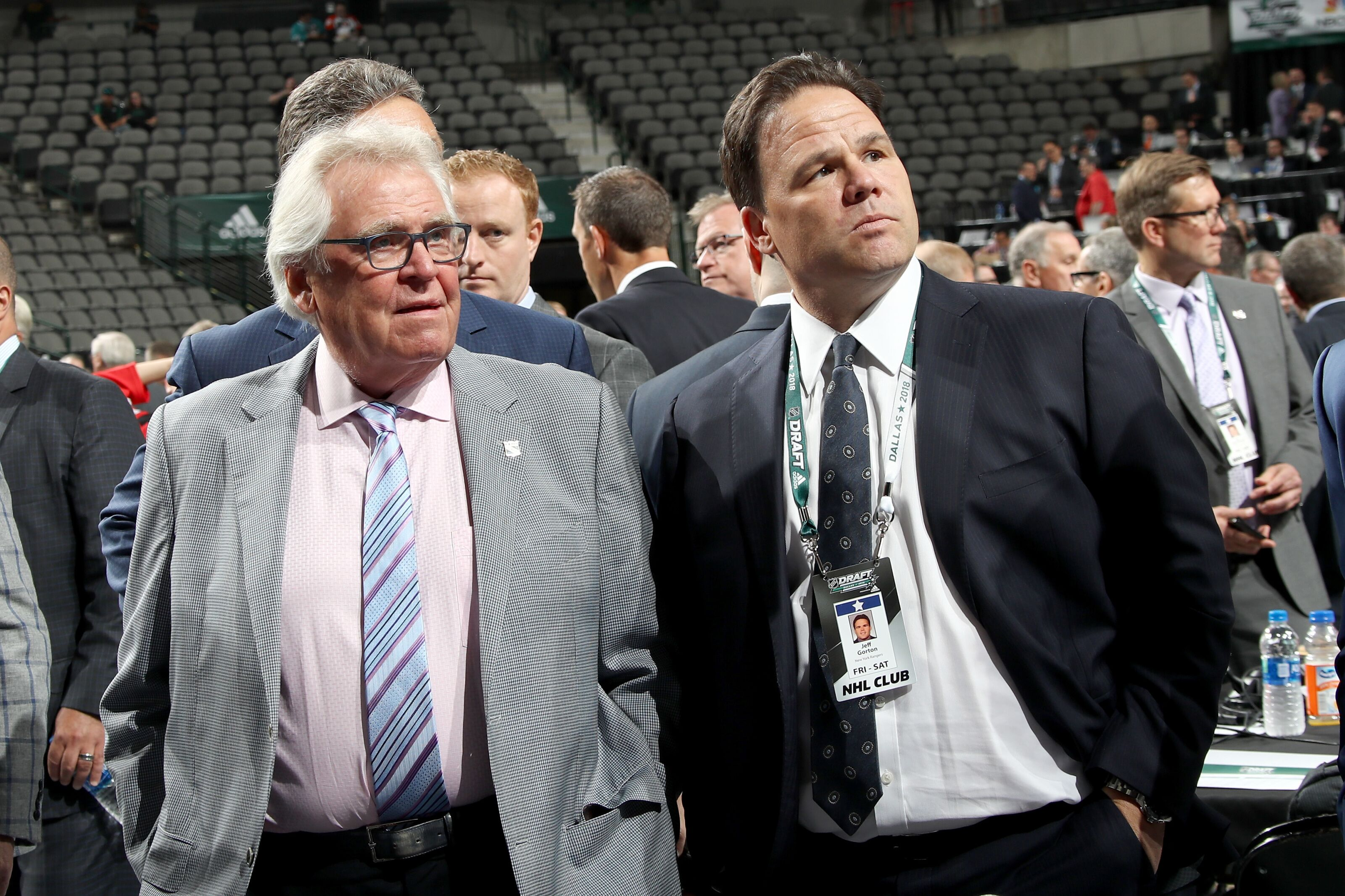 New York Rangers  What pieces need to come from outside the pipeline  293493953