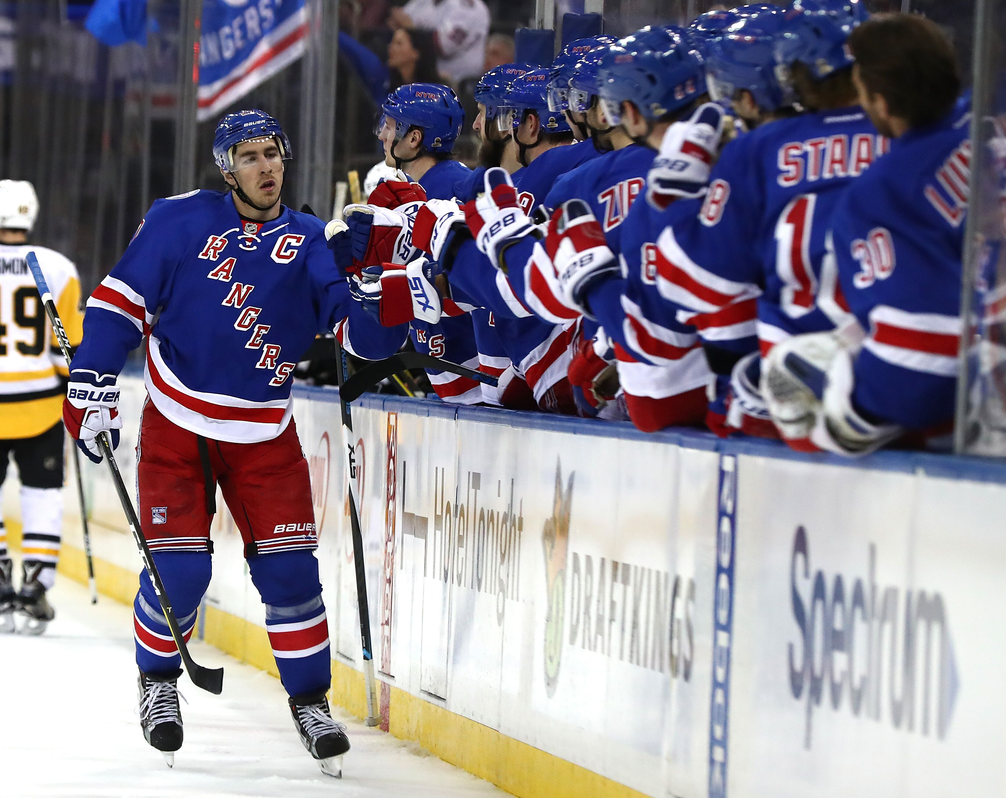 New York Rangers: Will McDonagh and Shattenkirk last the ...
