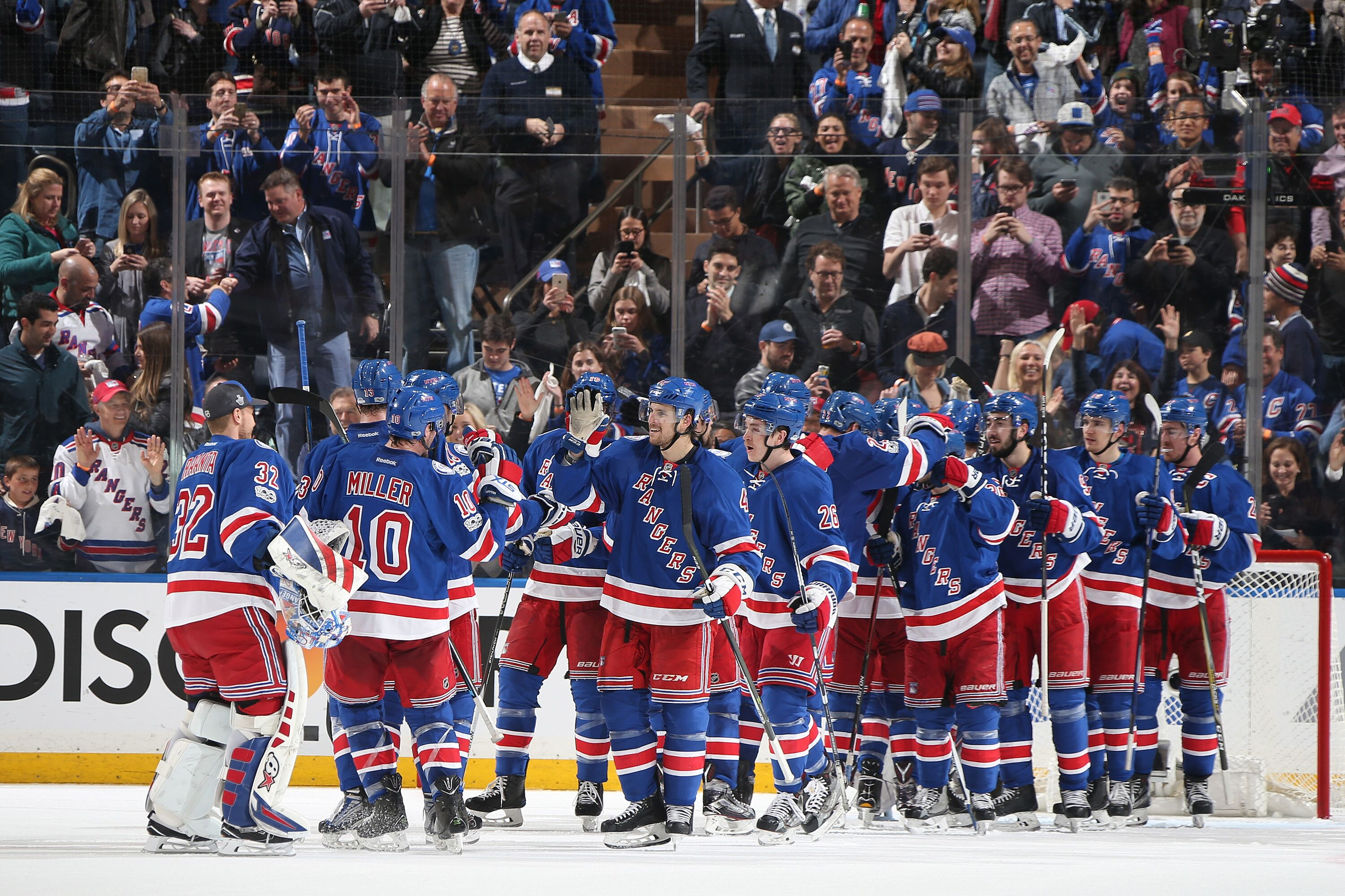 New York Rangers Top 5 Games To Look Forward To