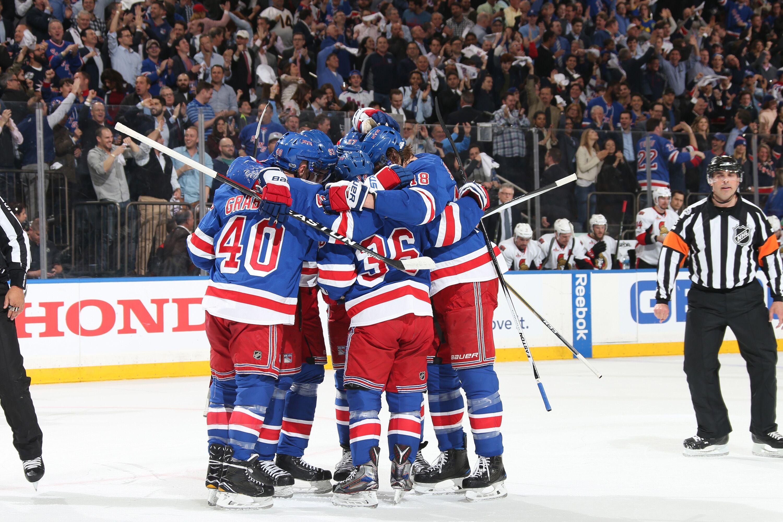 New York Rangers: Four thoughts through four preseason games