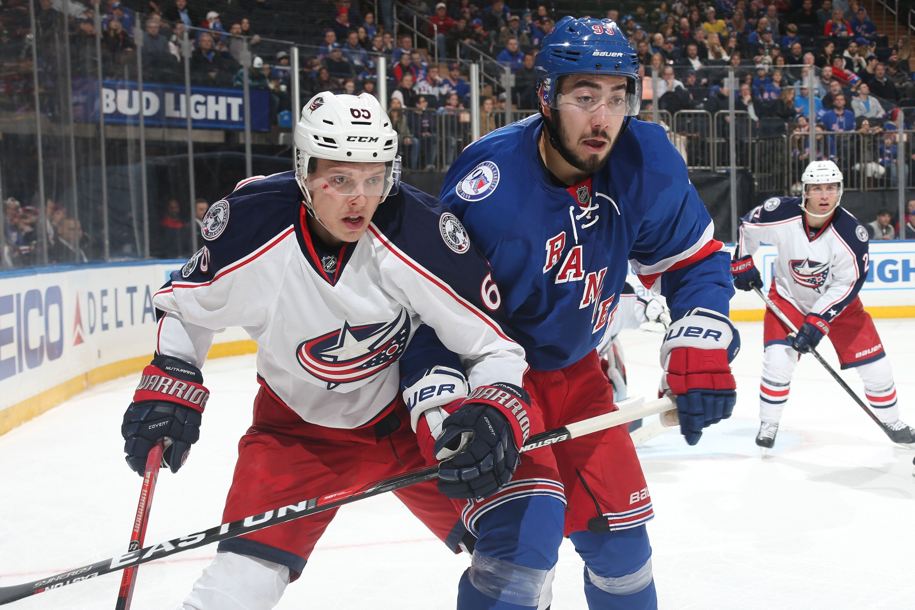 New York Rangers Preview: A Friday night battle with the Blue Jackets