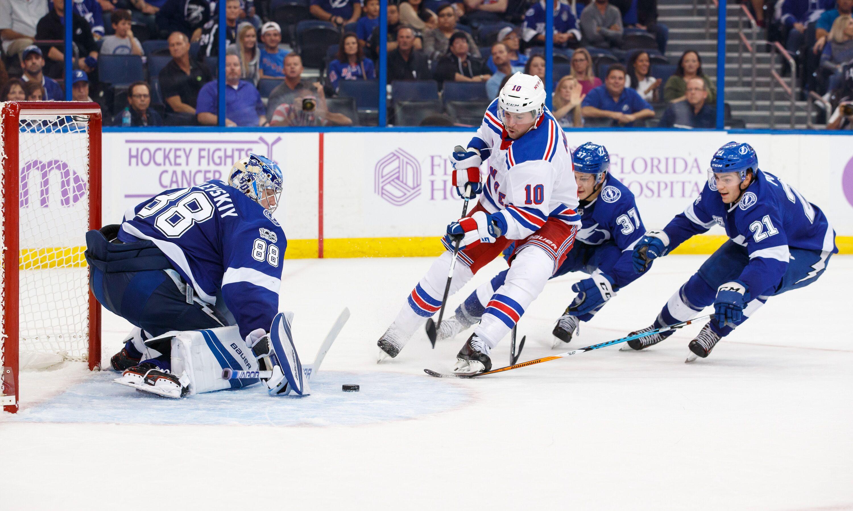 New York Rangers: J.T. Miller on pace for breakout season