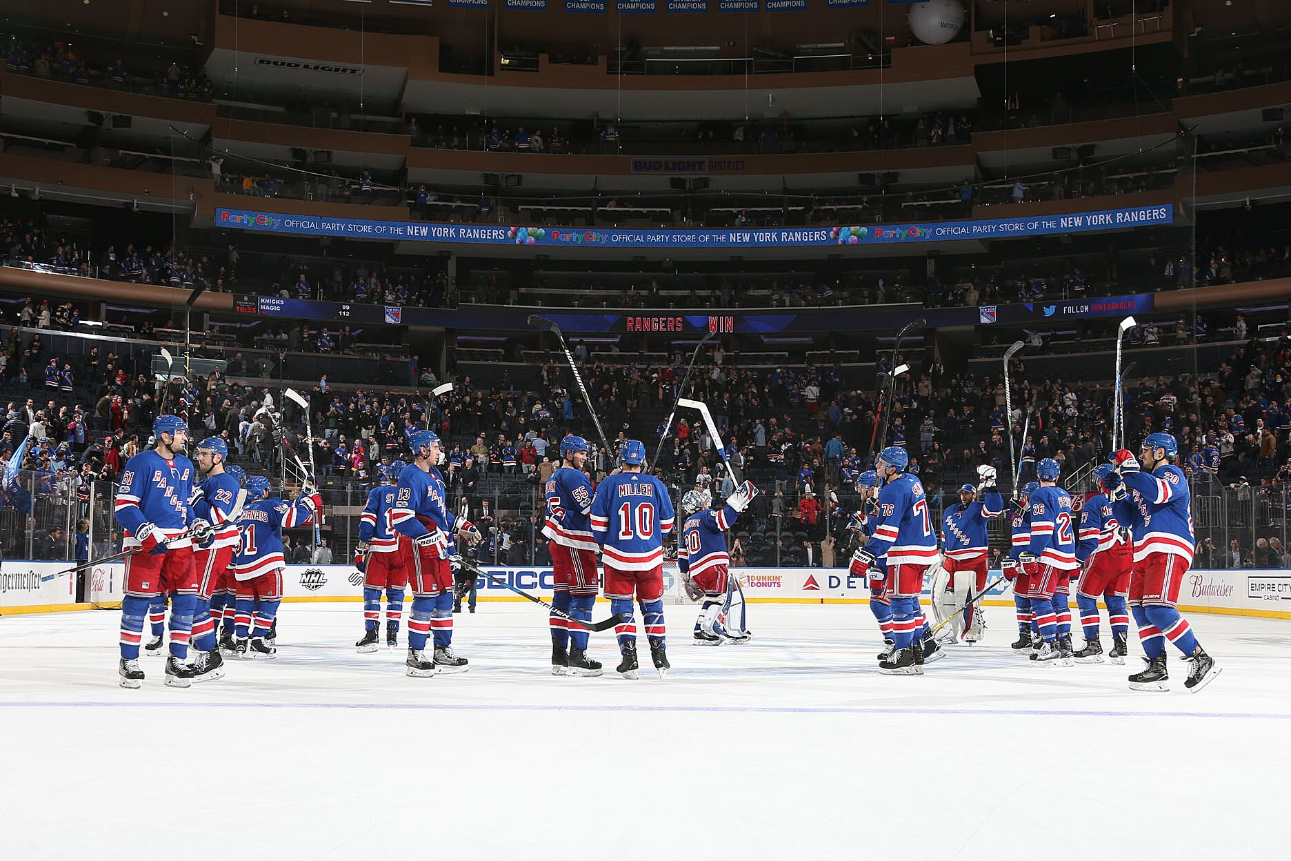 sale retailer 99d9f bb8f2 New York Rangers: Should you believe in the team's recent ...