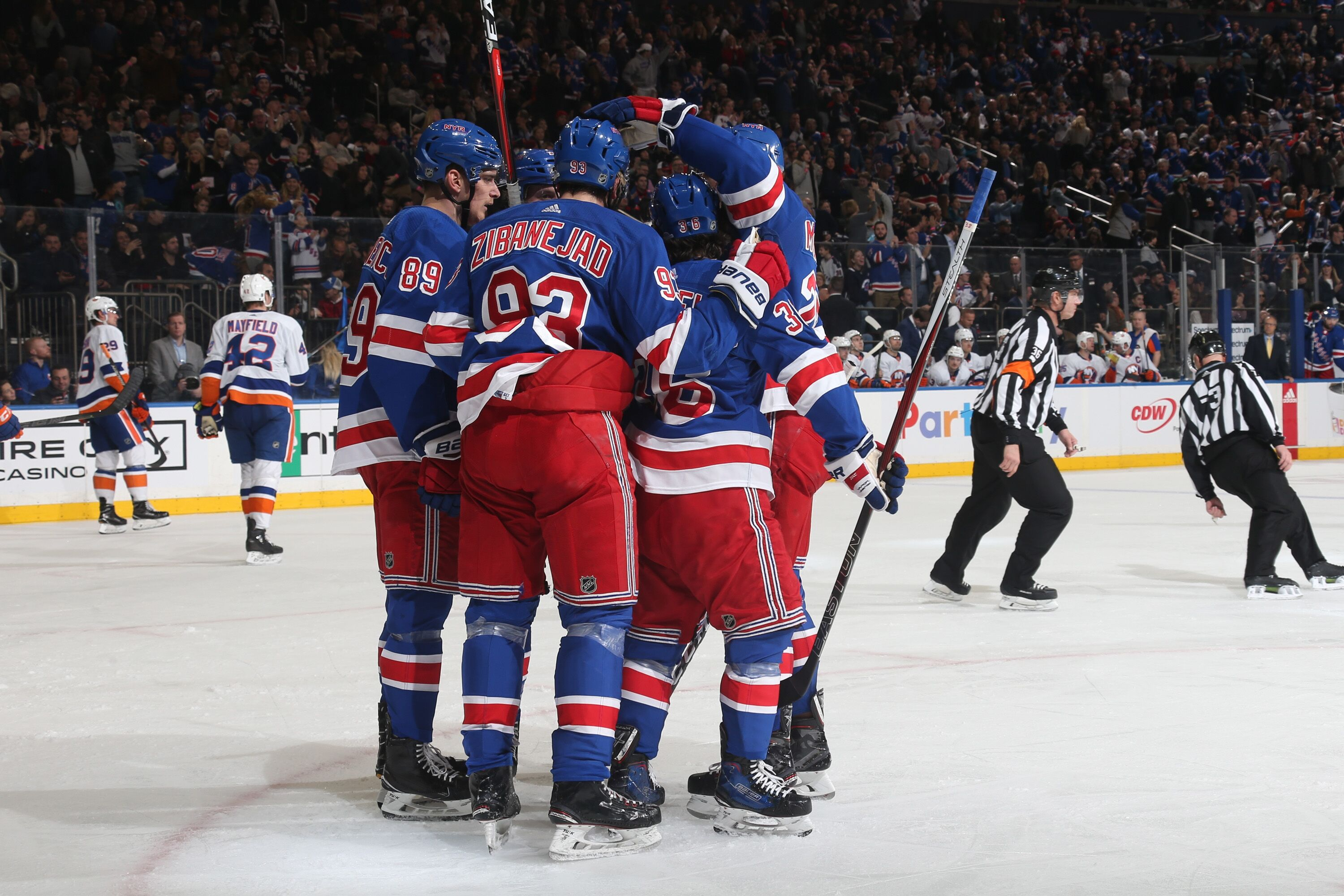 New York Rangers  How to maintain a playoff spot in the second half 36c3792e8
