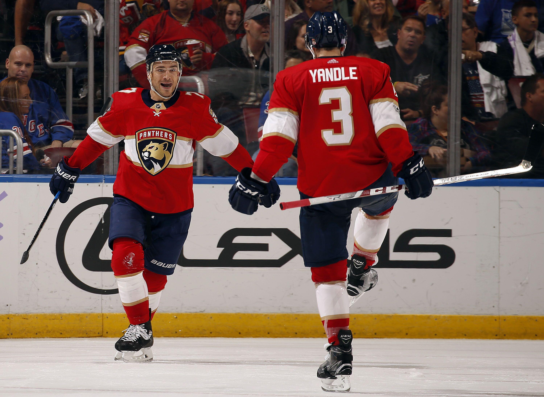 New York Rangers NHL season preview: #19 Florida Panthers