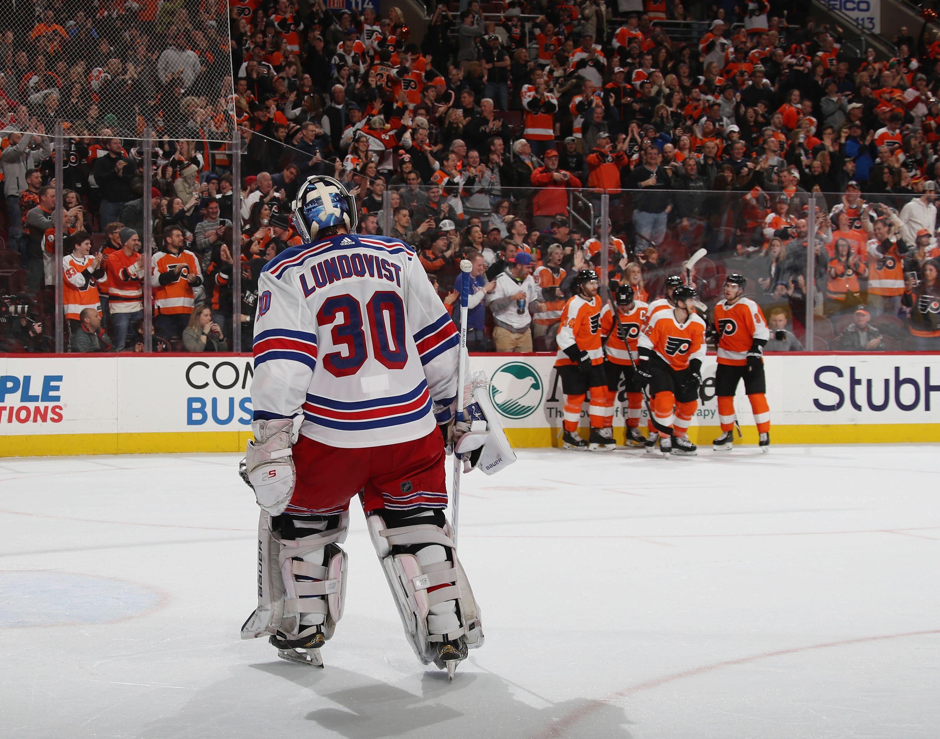 New York Rangers NHL season preview: #12 Philadelphia Flyers