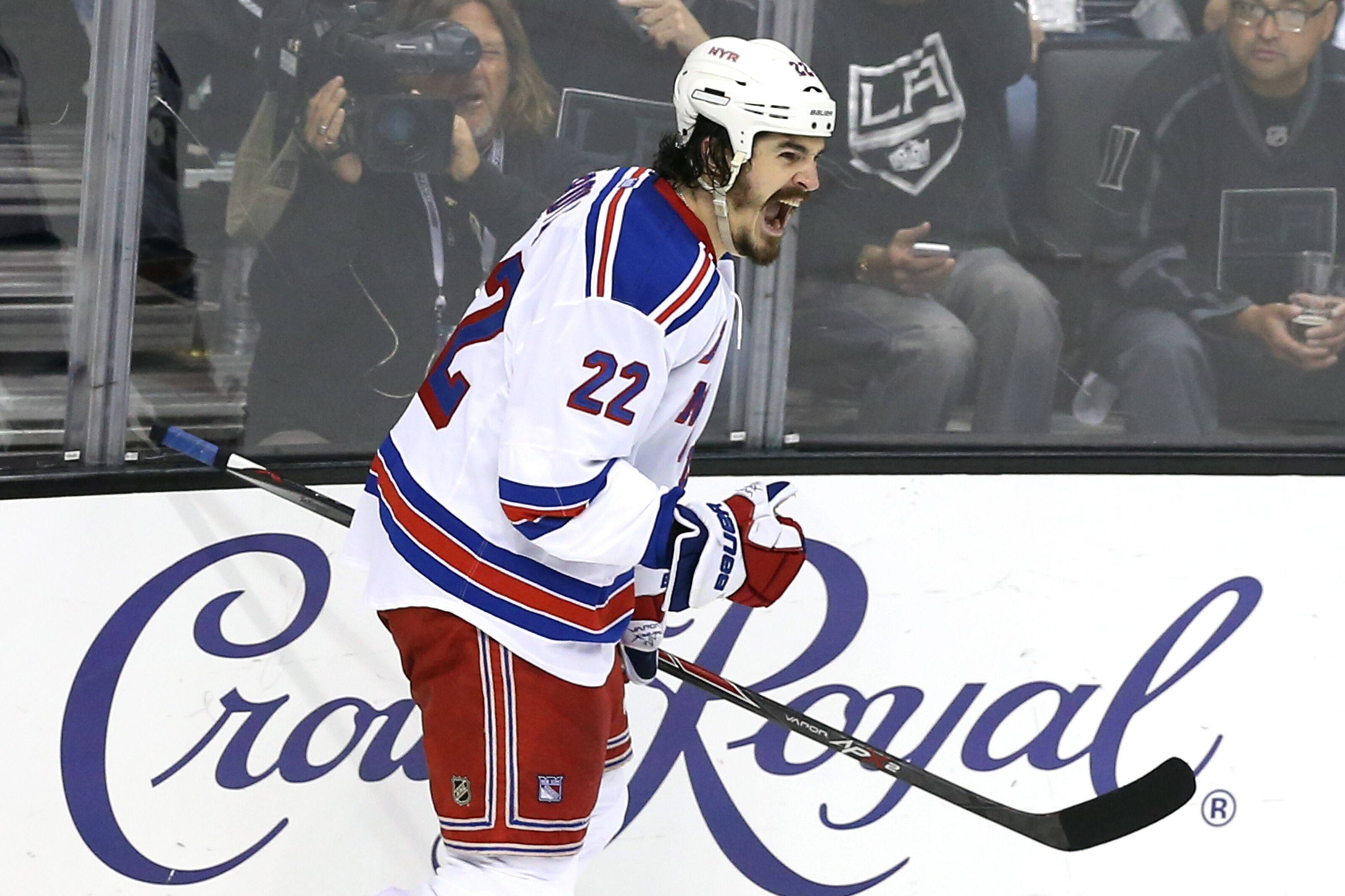 How Does the Brian Boyle Trade Effect the New York Rangers