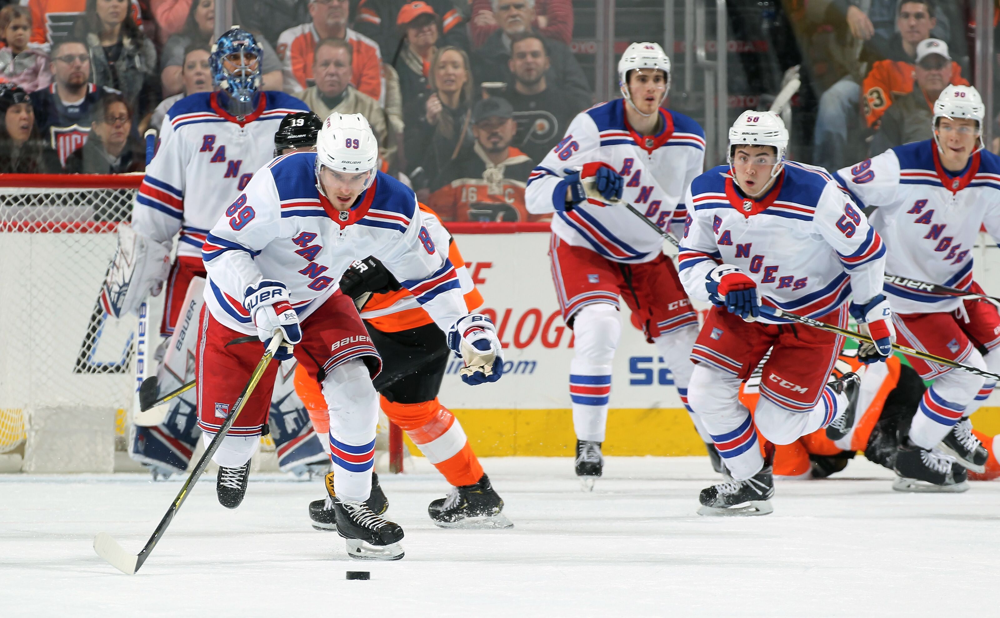 New York Rangers: Five Rangers with the most to lose this season.