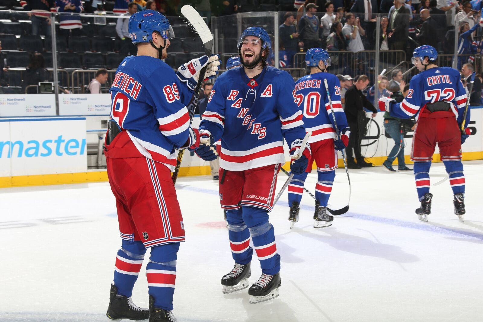 New York Rangers: Pros and cons of a top-heavy lineup