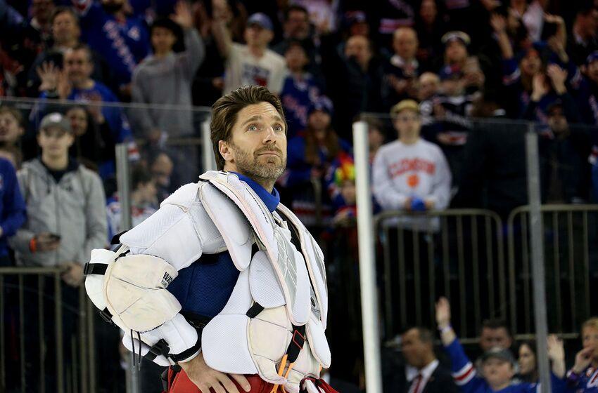 New York Rangers 2018 19 Report Card Henrik Lundqvist