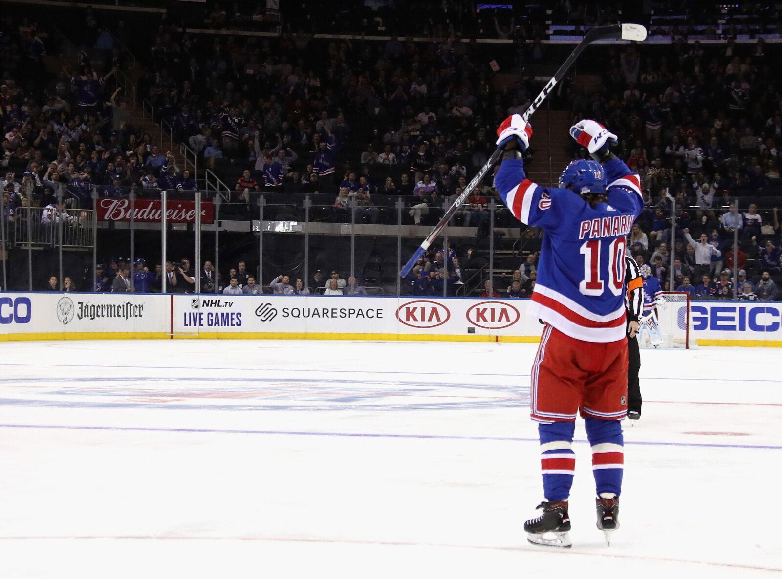 New York Rangers: No need to panic about Panarin