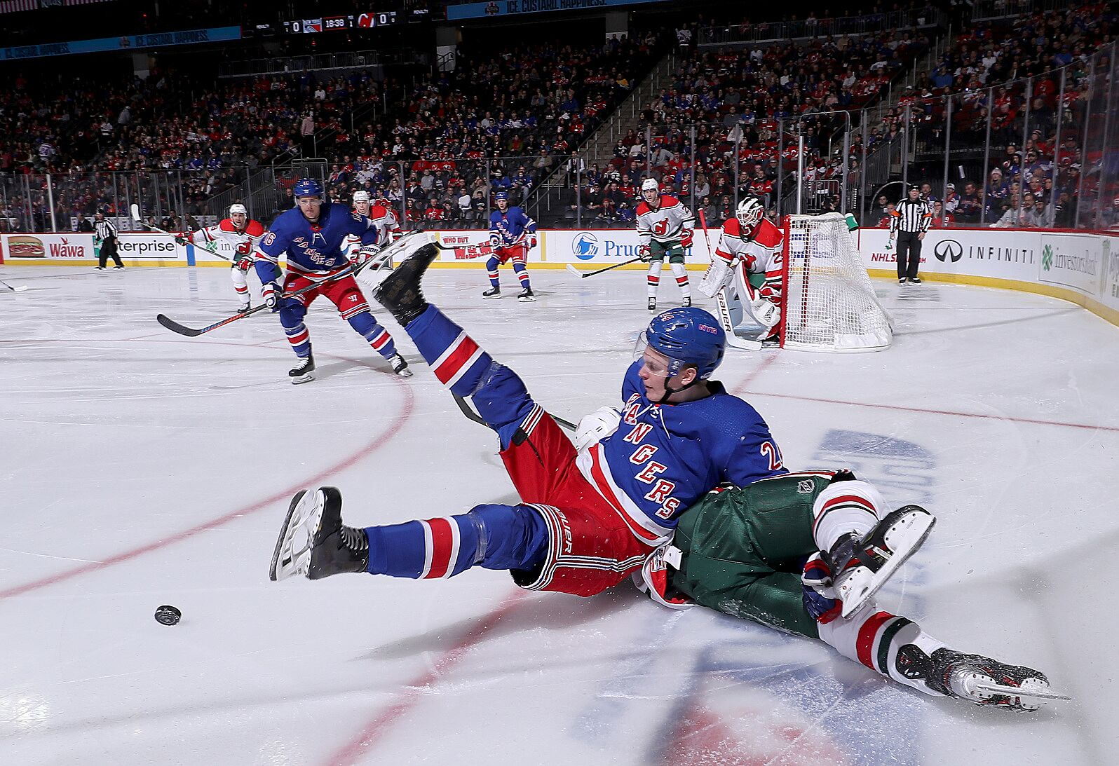 New York Rangers: PK comes up huge in Devils win, other takeaways