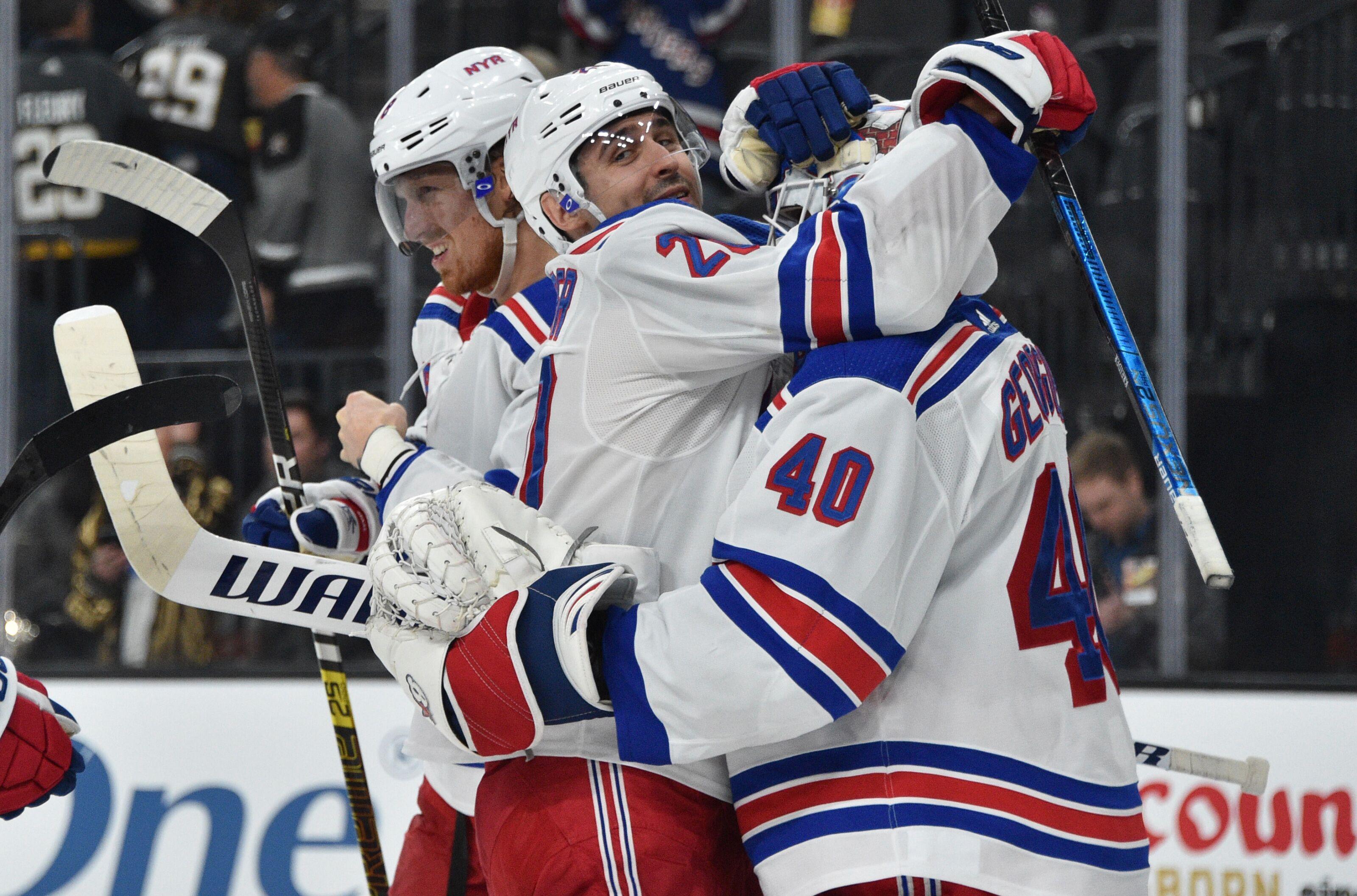 New York Rangers: Patience or progress