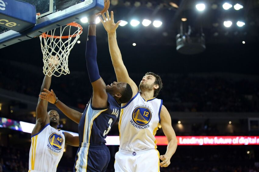 Predicting the Golden State Warriors vs Grizzlies Series