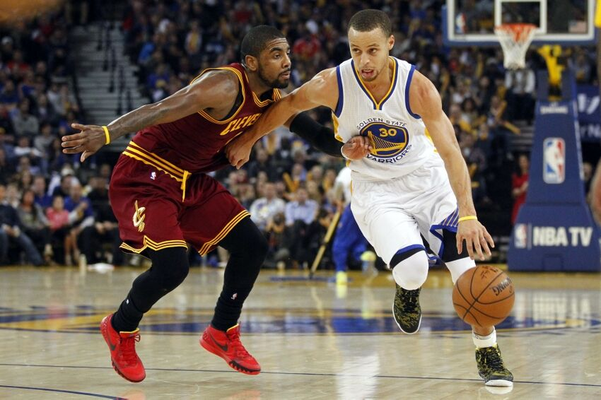 cheap for discount a1222 5017d NBA Finals Preview  Stephen Curry vs. Kyrie Irving - Page 4
