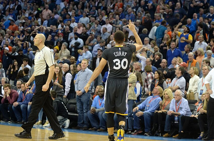 Stephen Curry's Game was a Microcosm of Entire Career